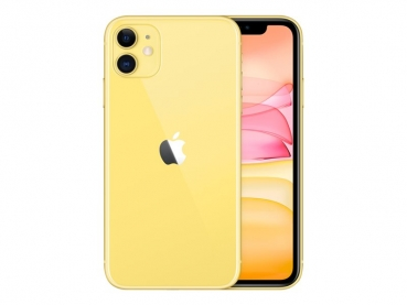 Apple iPhone 11 128GB Gelb ohne Simlock