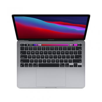 "Apple MacBook Pro 13,3"" M1 Chip 8GB 256GB Spacegrau (Late 2020)"