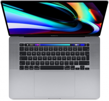 "MacBook Pro 16"" 6-Core 2,6GHz 16GB 512GB Spacegrau"