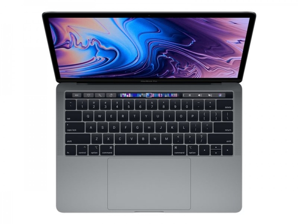 "MacBook Pro 13,3"" Quad-Core 1,4GHz 8GB 256GB spacegrau Touch Bar"
